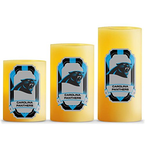 Panthers Nfl Candle - 4