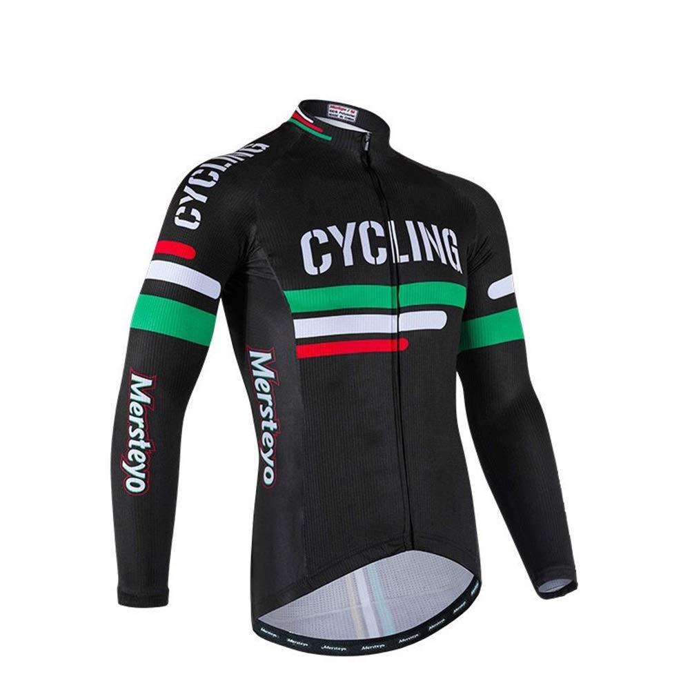Fahrrad Reitanzug Sommer Atmungsaktiv Langarm Shirt Sport Fitness Ausrüstung Bike Jersey Laufbekleidung Fahrrad Trikot LPLHJD