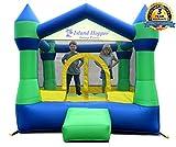 Island Hopper Jump Party - Recreational Bounce House Kids Bouncy Castle