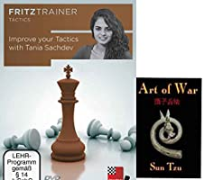 Improve your Tactics with Tania Sachdev Chess Soiftware
