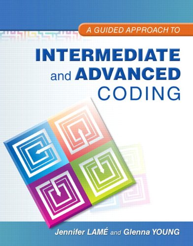 Guided Approach to Intermediate and Advanced Coding, A Plus NEW MyHealthProfessionsLab with Pearson eText -- Access Card Package (MyHealthProfessionsLab Series) by Brand: Prentice Hall