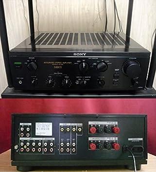 Amplificador Sony TA-F500ES