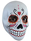 Day of the Dead - Catrina Deluxe Head Mask Latex Horror Halloween by CC