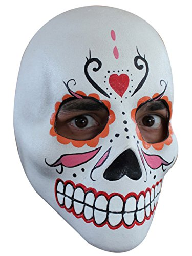 Day of the Dead - Catrina Deluxe Head Mask Latex Horror Halloween by CC by CCC
