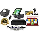 Retail Point of Sale System with Corner Store POS