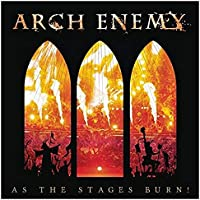 Arch Enemy - As The Stages Burn ( Cd + Dvd )