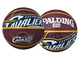 Spalding NBA Cleveland Cavaliers Courtside Rubber Basketball offers