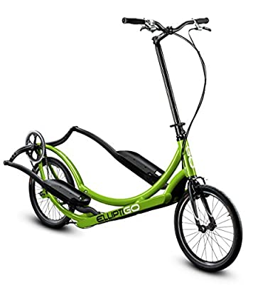 ElliptiGO 3C - The World's First Outdoor Elliptical Bike AND Your Best Indoor Elliptical Trainer