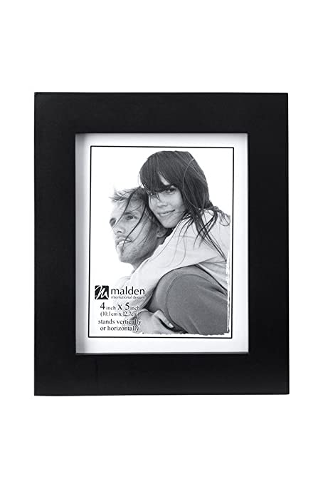 Amazon Malden 4x5 Picture Frame Wide Real Wood Molding Real