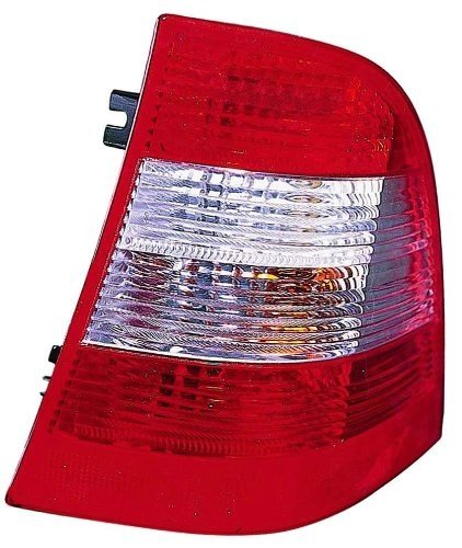 (Go-Parts ª OE Replacement for 2002-2003 Mercedes-Benz ML320 Rear Tail Light Lamp Assembly/Lens/Cover - Right (Passenger) Side 163 820 24 64 MB2801106 for Mercedes-Benz ML320)
