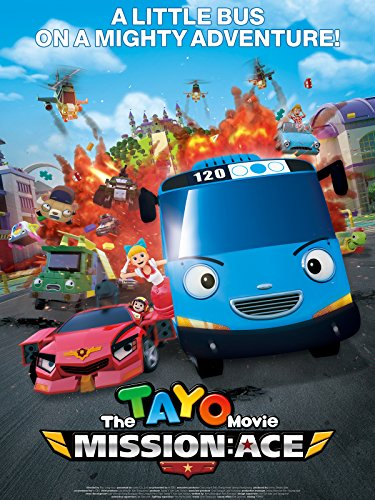 (The Tayo Movie - Mission Ace)