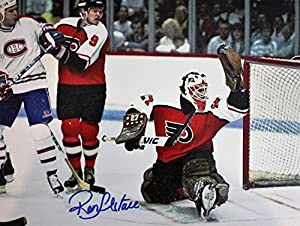 Autographed Ron Hextall 11x14 Philadelphia Flyers Photo