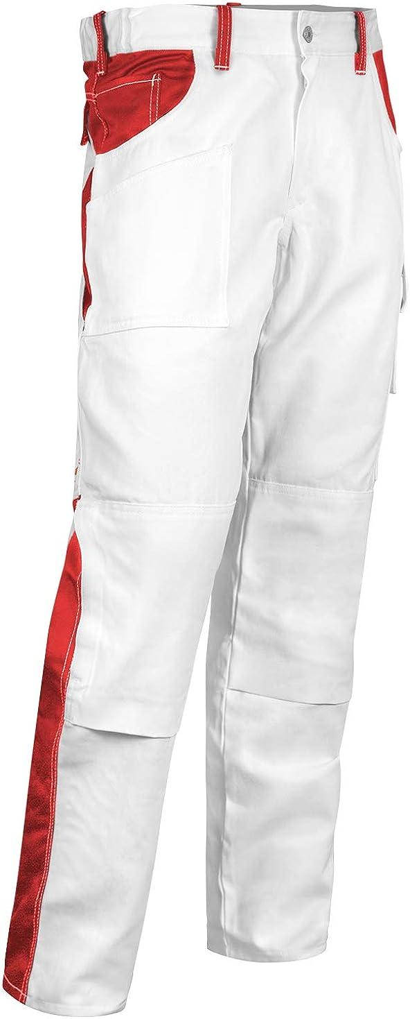 Fermeture /éclair YKK strongAnt/® Bouton YKK Les pl/âtriers Pantalon de Travail Poches pour genouill/ères Pantalon de Peintre Made in EU