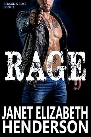 Rage (Benson's Boys Book 3) (Boys Action Books)