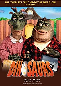 picture of Dinosaurs: The Complete Third And Fourth Seasons
