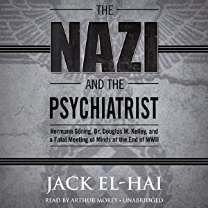 The Nazi and the Psychiatrist Audiobook