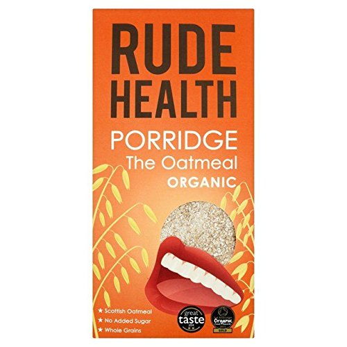 Rude Health Organic The Oatmeal - 750g (Steamed Oats Rolled)
