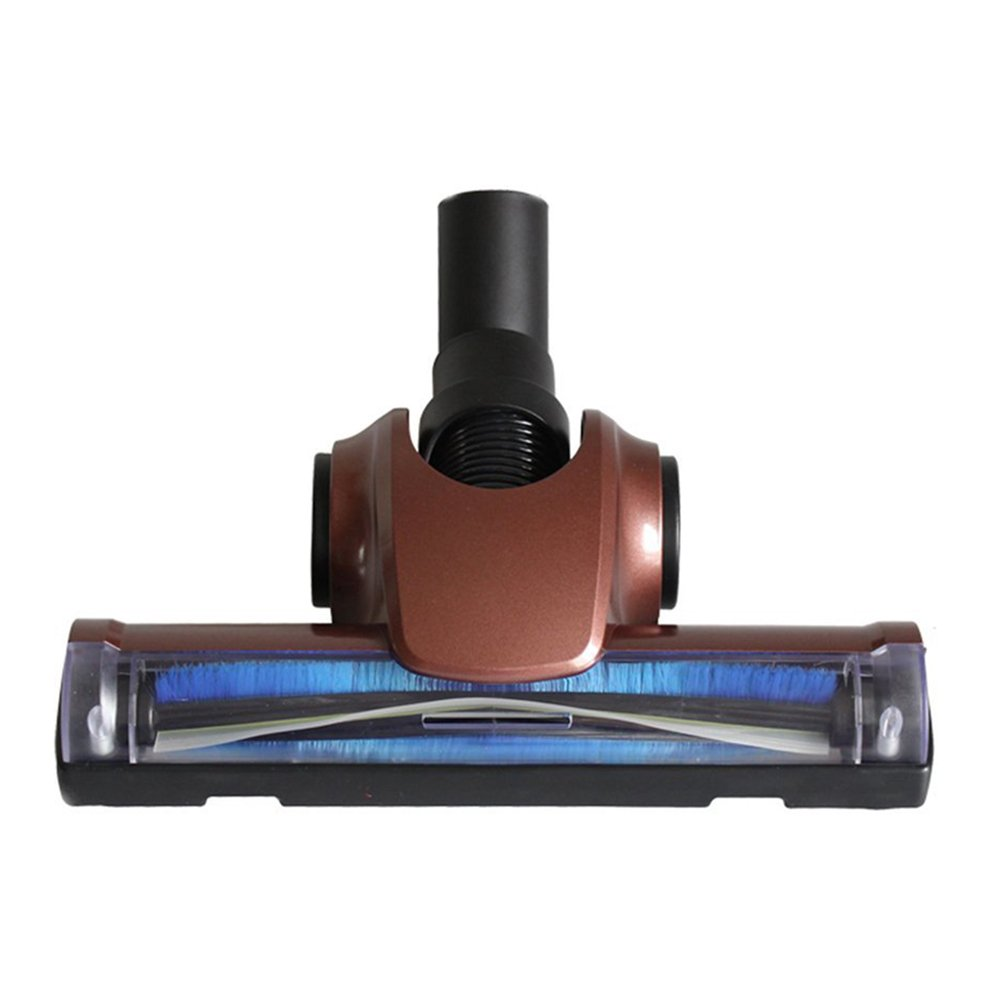 1 1/4'' 32mm Hardwood Floor Brush Replacement for Henry, Vax and Electrolux Soft Dusting Brush Tool With Wheels Washable Vacuum Cleaner Accessories