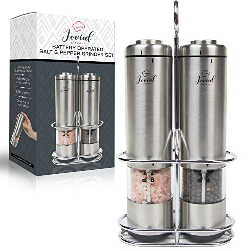 Jovial Kitchen Battery Operated Grinder