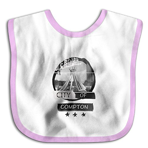 Baby Soft Bib Infant Bibs City Of Compton Forever 2017 New Arrival Baby Bibs For Girls Boys Teething (City Of Compton Jobs)