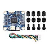 RC Flight Controller, F722-F7 FC Flight Controller Built-in 5V/3A BEC OSD Barometer Fit for Racing Drone
