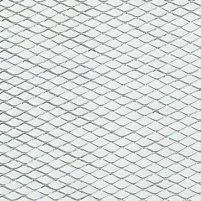 Amaco WireForm Metal Mesh woven sparkle mesh - 1/8 in. pattern aluminum 10 ft. roll 50012N