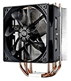 Cooler Master Hyper 212 Evo CPU Cooler w/ 4 Continuous Direct Contact Heatpipes, 120mm PWM Fan, Aluminum Fins, Intel LGA1151, AMD AM4/Ryzen: more info
