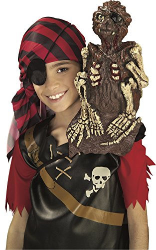 Monkey From Wizard Of Oz Costumes (Rubie's Costume Monkey On Your Shoulder Pirate Costume Prop)