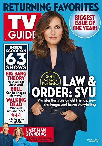 Magazines : TV Guide [Print + Kindle]
