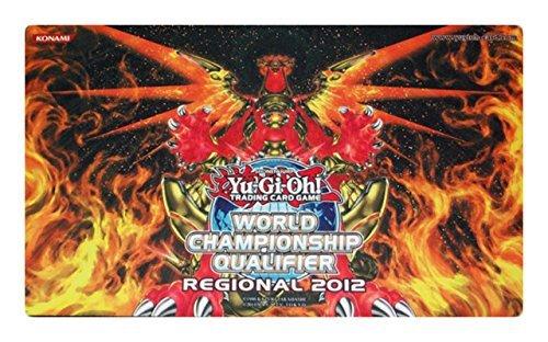 Yu-Gi-Oh! Heliopolis Official Playmat by Konami