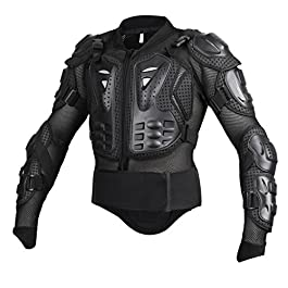 FLAWISH Motorcycle Racing Full Jacket Protective Gear for Motocross XXXL