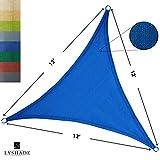 LyShade 12' x 12' x 12' Triangle Sun Shade Sail