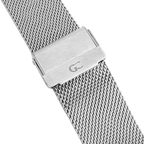 Gelfand & Co. Quick Release Interchangeable Watch Strap Mesh 20mm Silver by GC Gelfand & Co. (Image #1)
