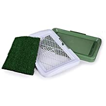Puppy Pads Potty Patch Dog Grass Mat Training Pad Pet Potty Dog Training Pads Non-toxic Synthetic Grass