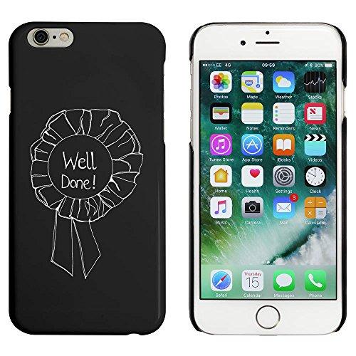 Noir 'Well Done' étui / housse pour iPhone 6 & 6s (MC00027549)
