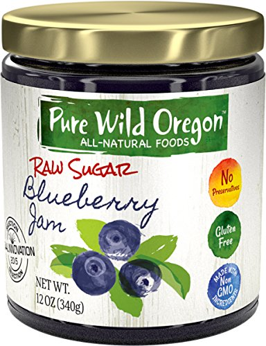 Pure Non GMO Gluten Free All Natural Blueberry
