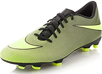 ddbac3c9f1ba9 Image Unavailable. Image not available for. Colour  Nike BRAVATA II FG Black