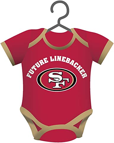 San Francisco 49ers Onesie Shirt Bodysuit Cutest Fan