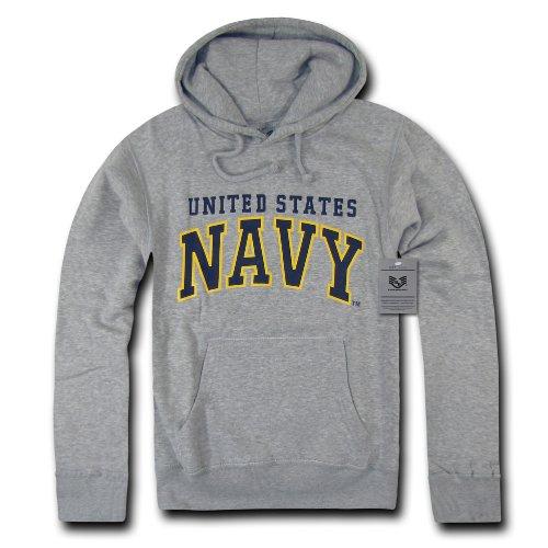 Us Navy Hooded Pullover Sweatshirt - 4