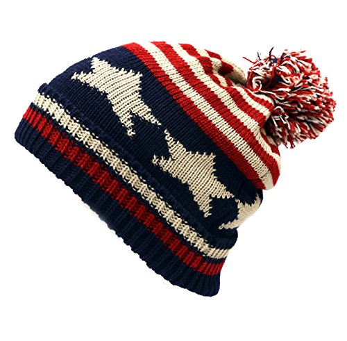the-hat-depot-youth-knit-usa-american-flag-beanie-with-pom-pom-hat