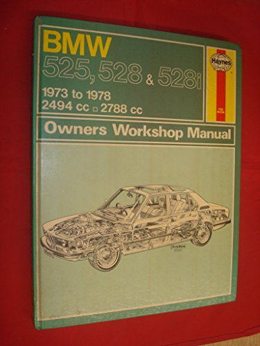 Bmw 528 1 and 530 1 1975-80