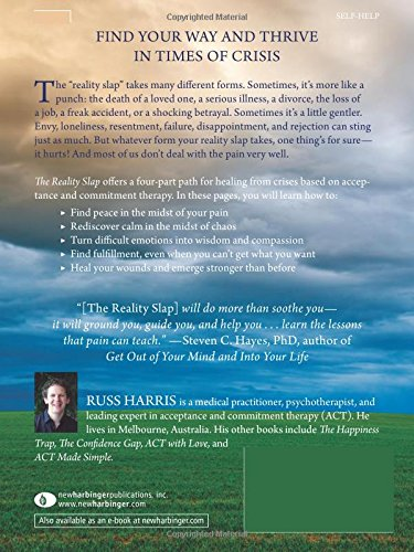 The Reality Slap: Finding Peace and Fulfillment When Life Hurts ...