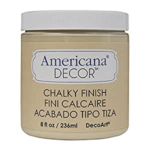 Deco Art ADC-04 Americana Chalky Finish Paint, 8-Ounce, Timeless