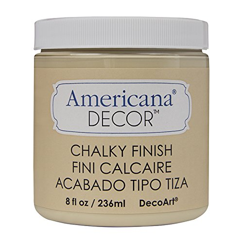 Americana Computer - DecoArt ADC-04 Americana Chalky Finish Paint, 8-Ounce, Timeless