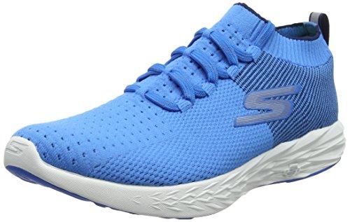 Run Go Homme Fitness Chaussures 6 Bleu De Skechers blue HB4Twxqxn
