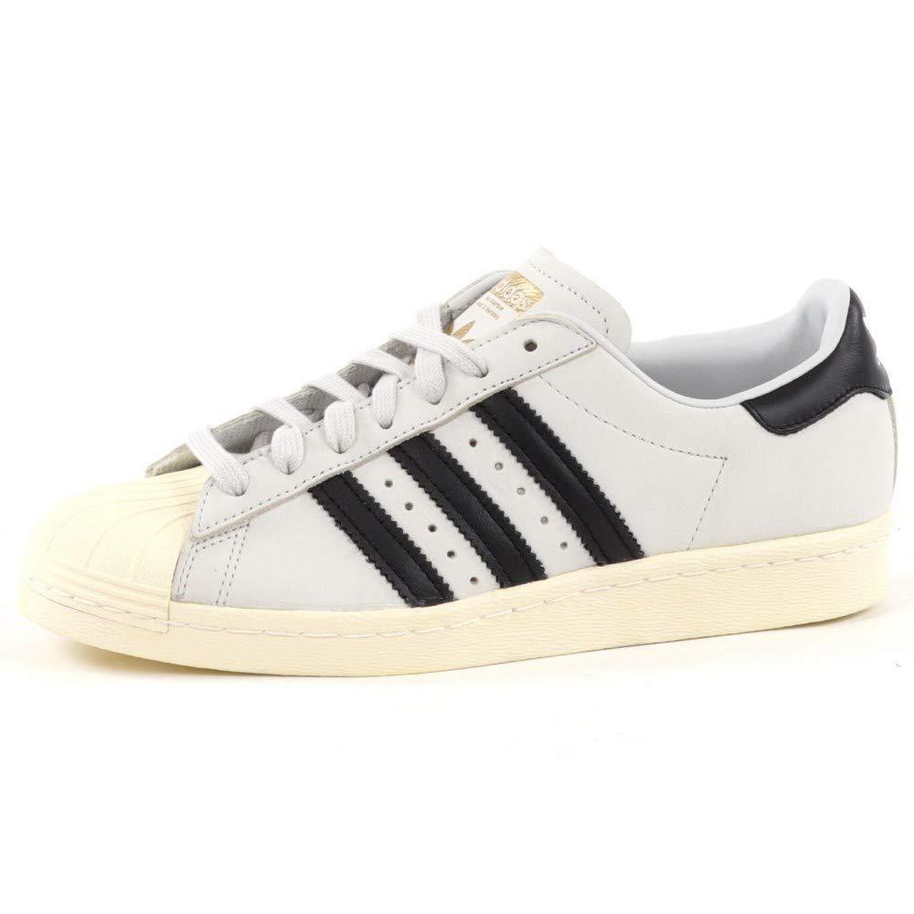 Weiß (Ftwbla   Negbas   Blacre 000) adidas Damen Superstar 80s W Fitnessschuhe, Weißszlig;