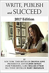 Write, Publish and Succeed: 2017 Edition