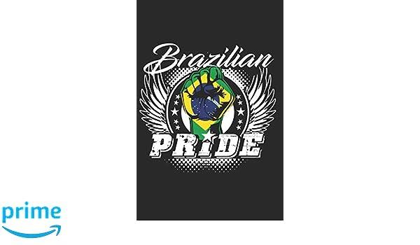 Brazilian Pride: Brazil Notebook Jiu-Jitsu Journal Carnaval ...