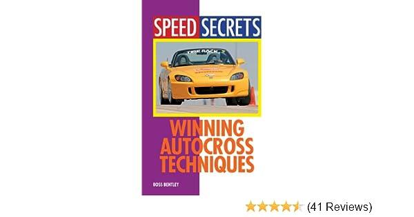 Amazon winning autocross techniques speed secrets ebook ross amazon winning autocross techniques speed secrets ebook ross bentley per schroeder kindle store fandeluxe Choice Image