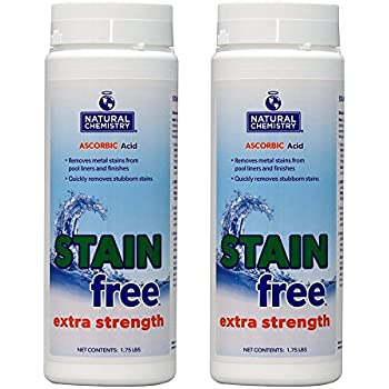 Amazon Com 2 Natural Chemistry 07395 Stainfree Extra